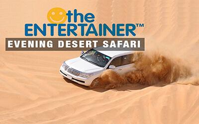 Entertainer Evening Desert Safari