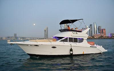 Private Yacht Tour Abu Dhabi